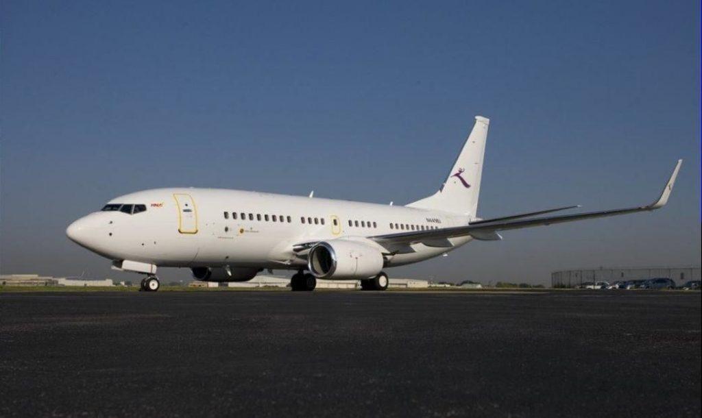 2011 Boeing Business Jet