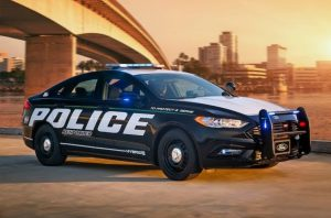 Ford has patented an autonomous police car that can chase you down and give you a ticket
