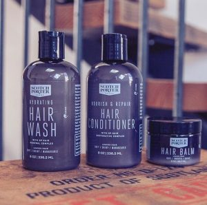 The ultimate Hydrating grooming collection for men