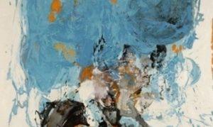 """COLOMBIAN MODERN ART BY ARTIST """" WALBERT PEREZ """""""