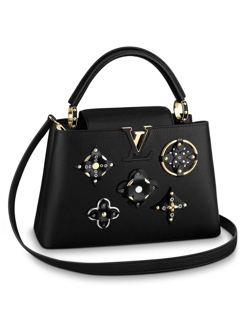 Louis Vuitton Capucines Pm Bag