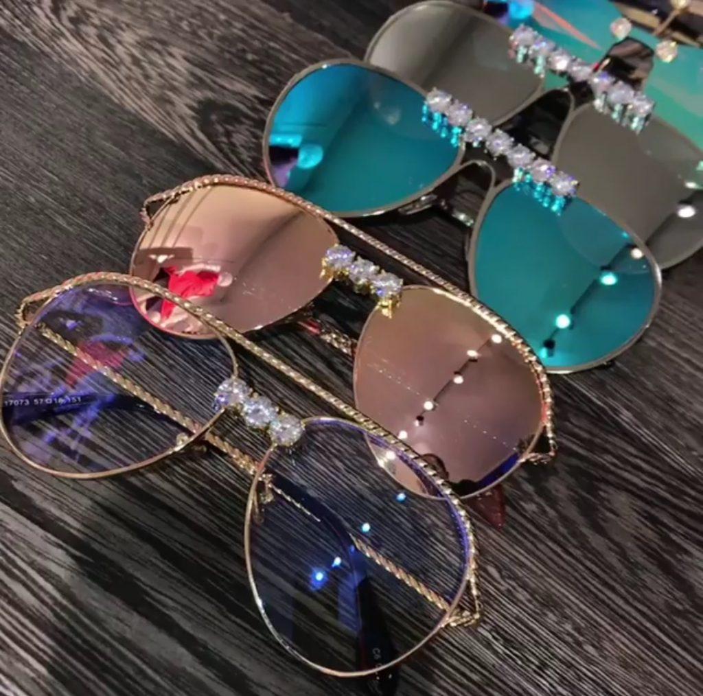 Daily fashion glam eyewear
