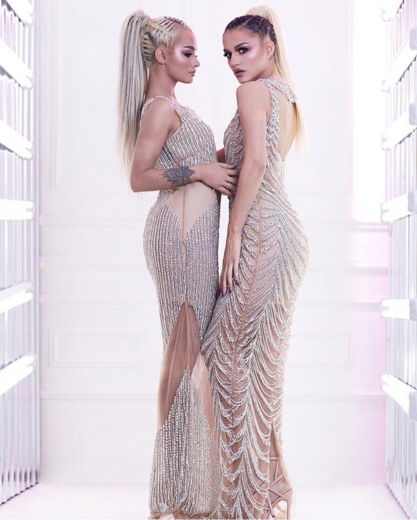 Extreme glam fashion