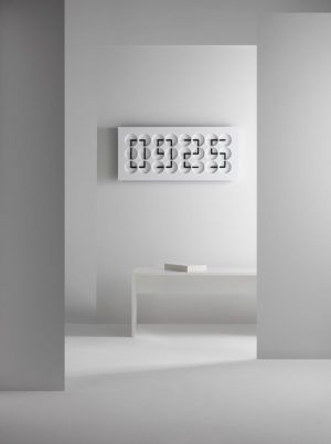 The coolest clock you'll ever own