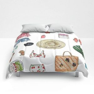 Luxury Art comforter