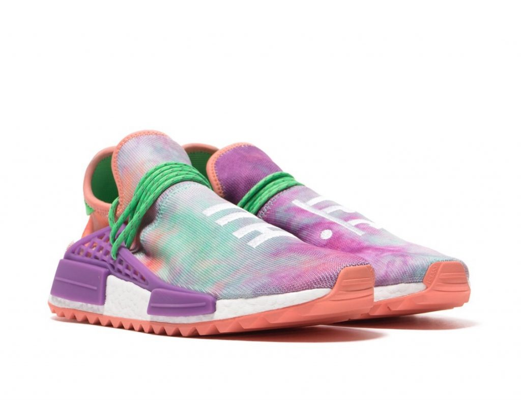 90d7ba507 Adidas Human Race Nmd Pharrell Holi Festival (Chalk Coral)