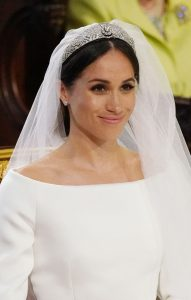 4 Ways Meghan Markle's Wedding Hair and Makeup Is Totally Different From Princess Diana and Kate's