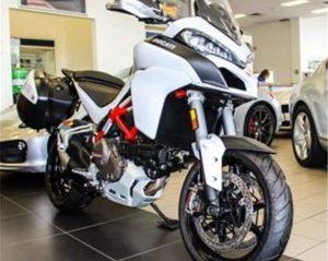2017 Ducati Multistrada 1200 S Touring