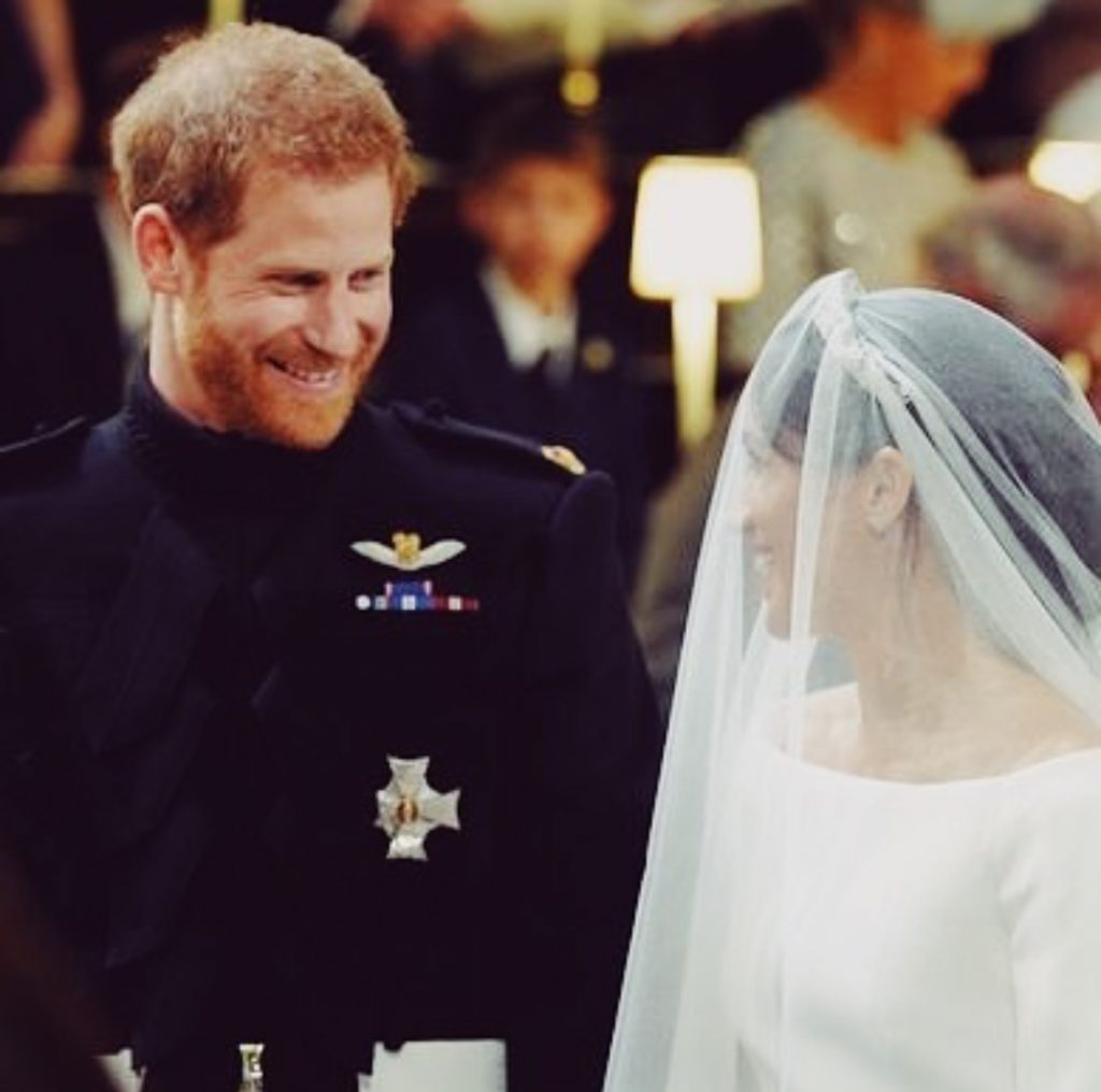The Royal wedding moments you didn't get to see