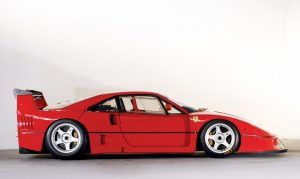 1993 Ferrari F40LM