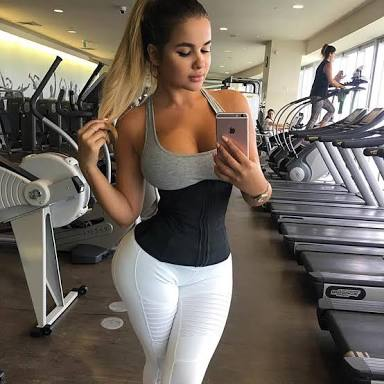 0df38bda2 My slay waist trainer brings all the men from the yard