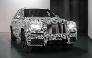 The  Rolls-Royce Cullinan has arrived and it's the ultimate luxury SUV