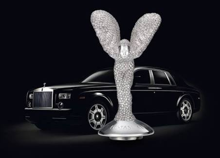 Meet the world's most expensive hood ornament