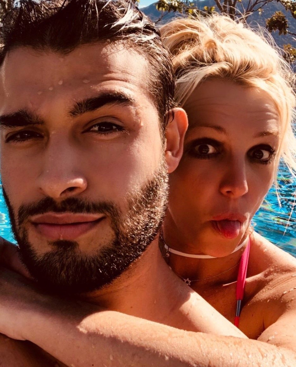 A Look Back at Britney Spears and Sam Asghari's PDA