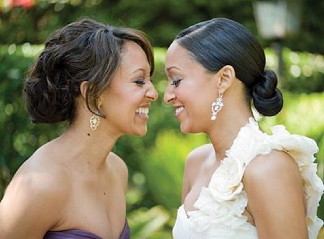 Tia and Tamera turn 40