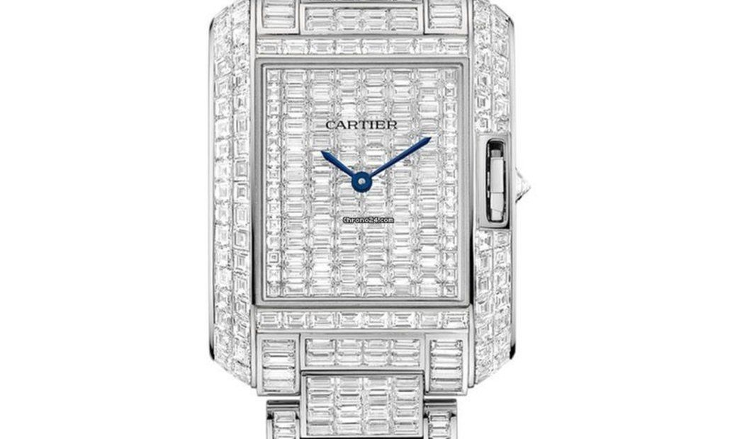 Cartier Tank Anglaise | Luxury lifestyle