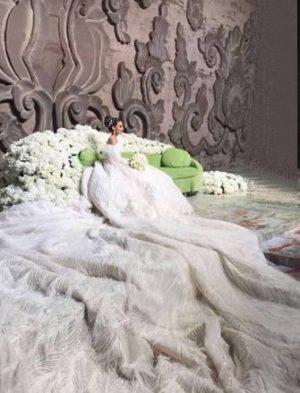 Most expensive Saudi Wedding