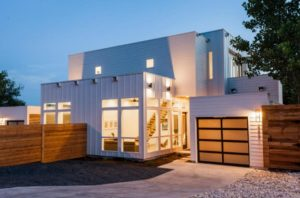 Are shipping containers the next generation homes?