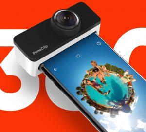 The best 360 clip gadget