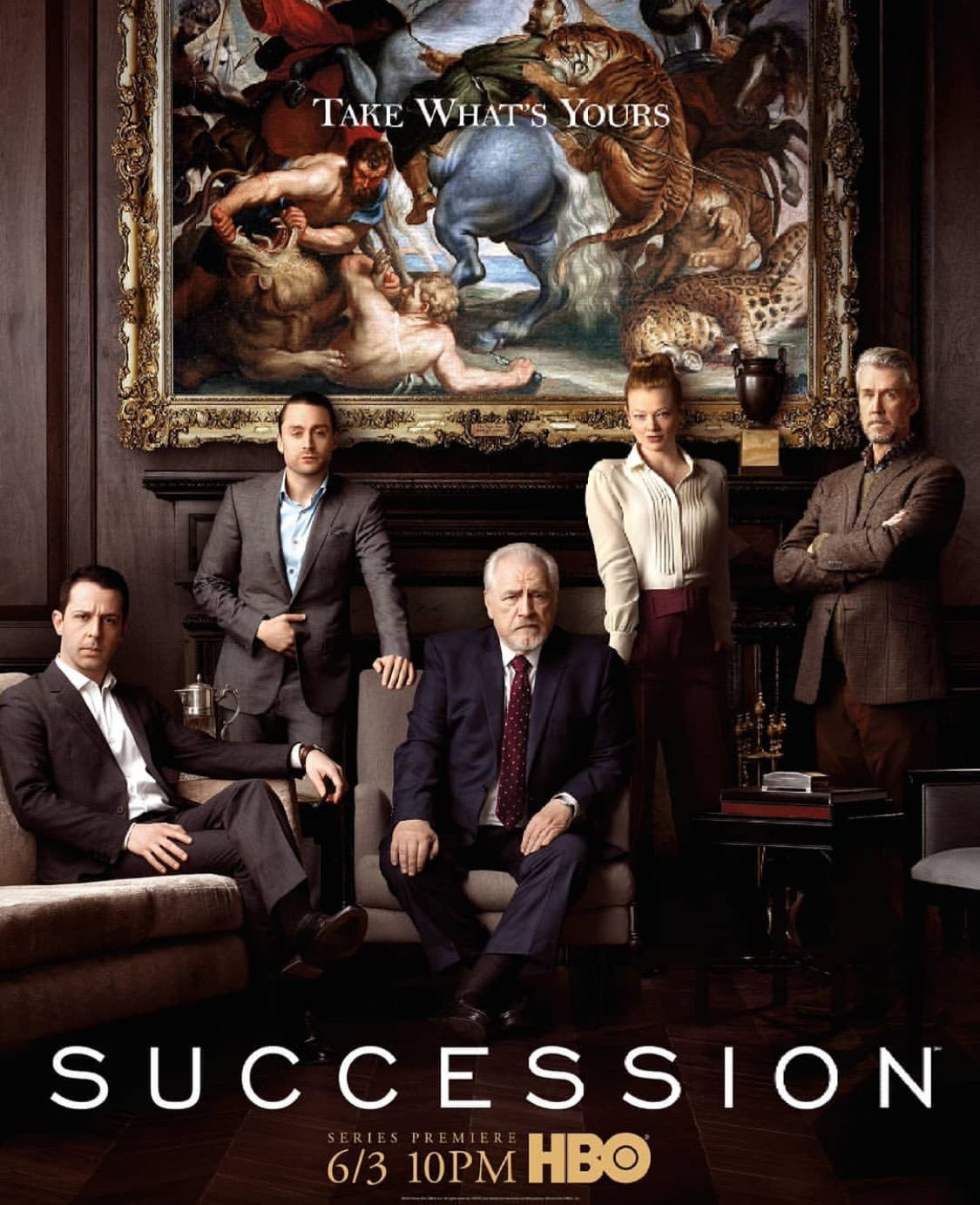 If you are not watching succession you are terribly missing out