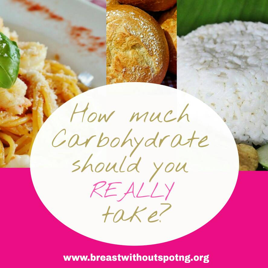 How much carbs can I safely eat?