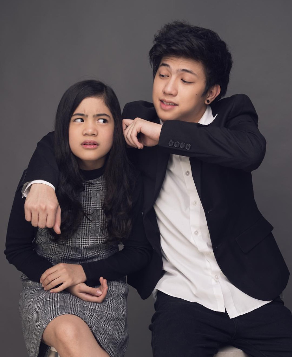 Who are Ranz and Niana Kyle?