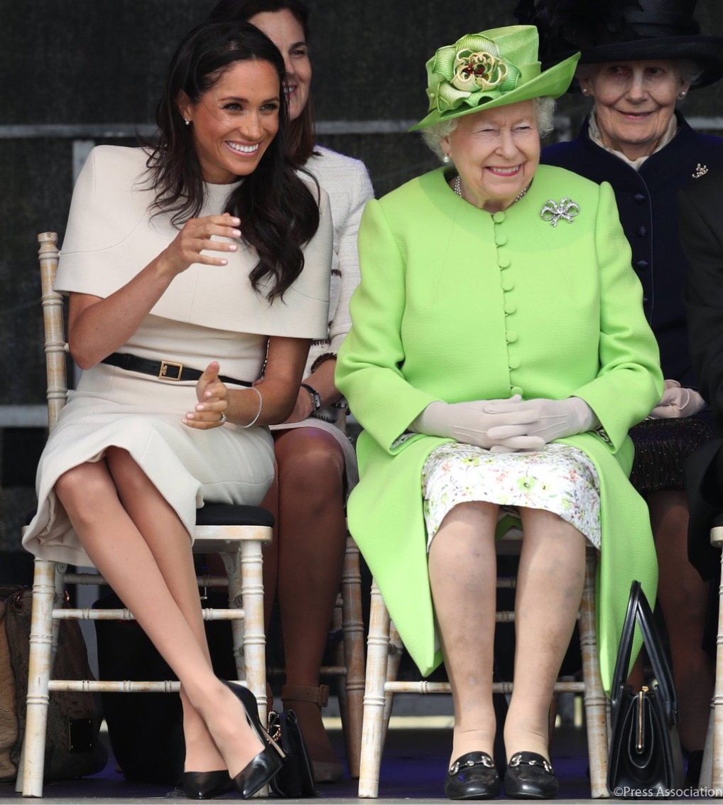 See How the Royal Family Wished Meghan Markle a Happy Birthday