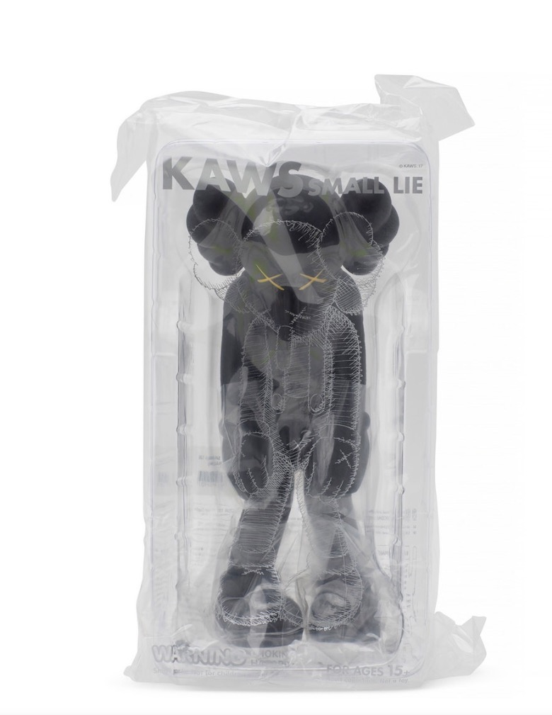 Kaws Small Lie Companion Vinyl Figure