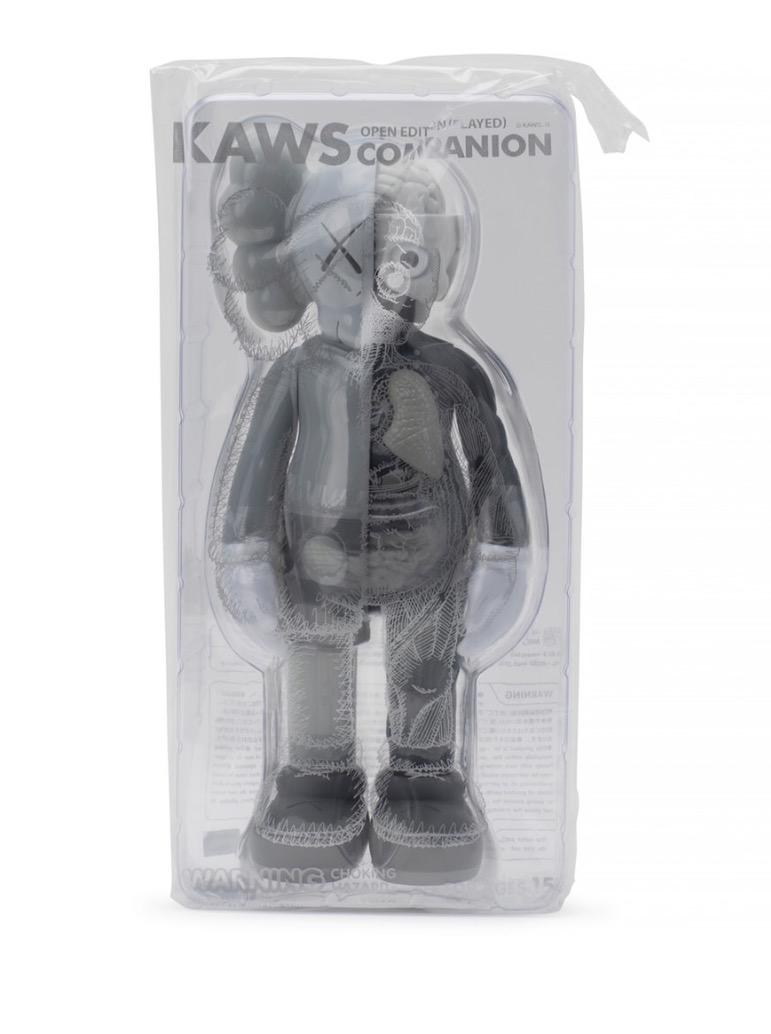 Kaws Companion Flayed Open Edition Vinyl Figure