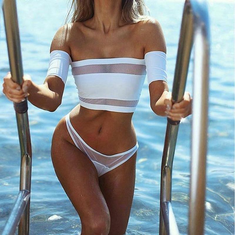 BONDI Off Shoulder Bikini