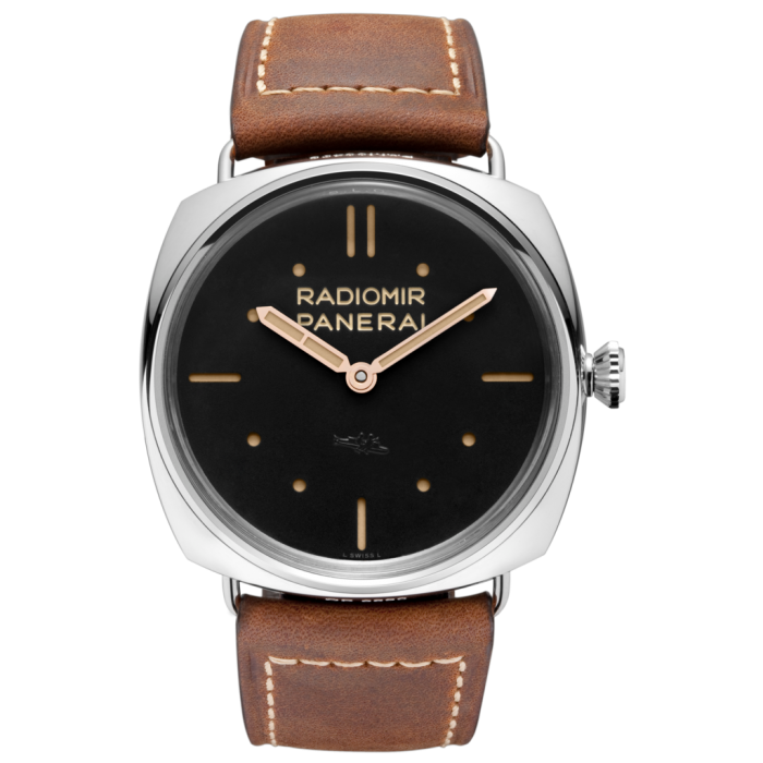 PANERAI Radiomir S.L.C. 3 Days Acciaio PAM00425 Stainless Steel Watch PAM 425