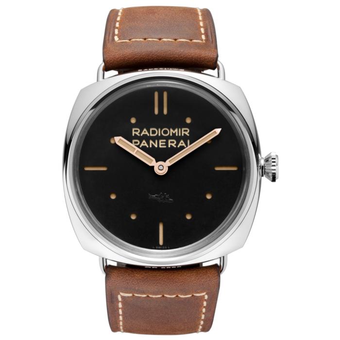 PANERAI Radiomir S.L.C. 3 Days Acciaio PAM00425 Stainless Steel Watch PAM 425