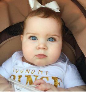 22 unique posh baby girl names