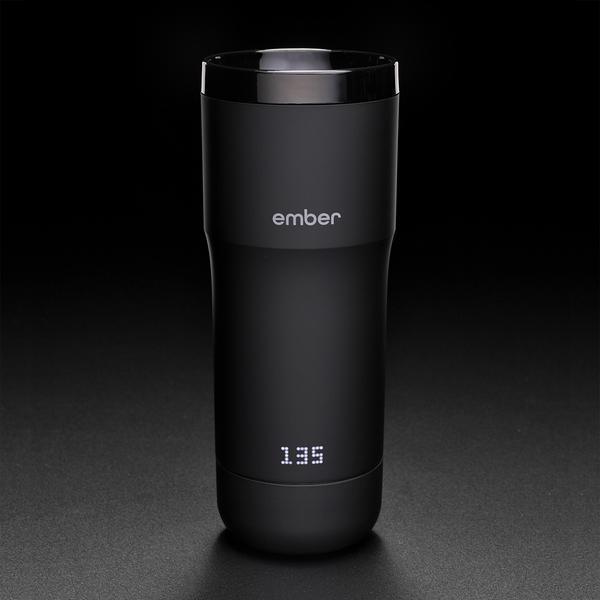 Temperature controlled luxury mug