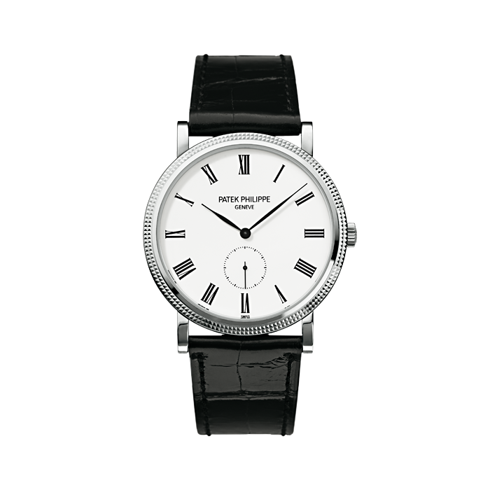 PATEK PHILIPPE Calatrava 5119G-001 White Gold Watch