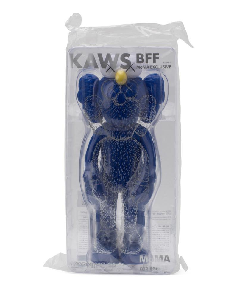 Kaws Bff Open Edition Vinyl Figure