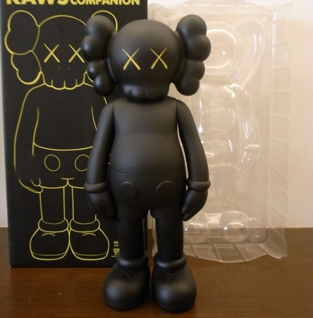 Kaws Companion Open Edition Vinyl Figure