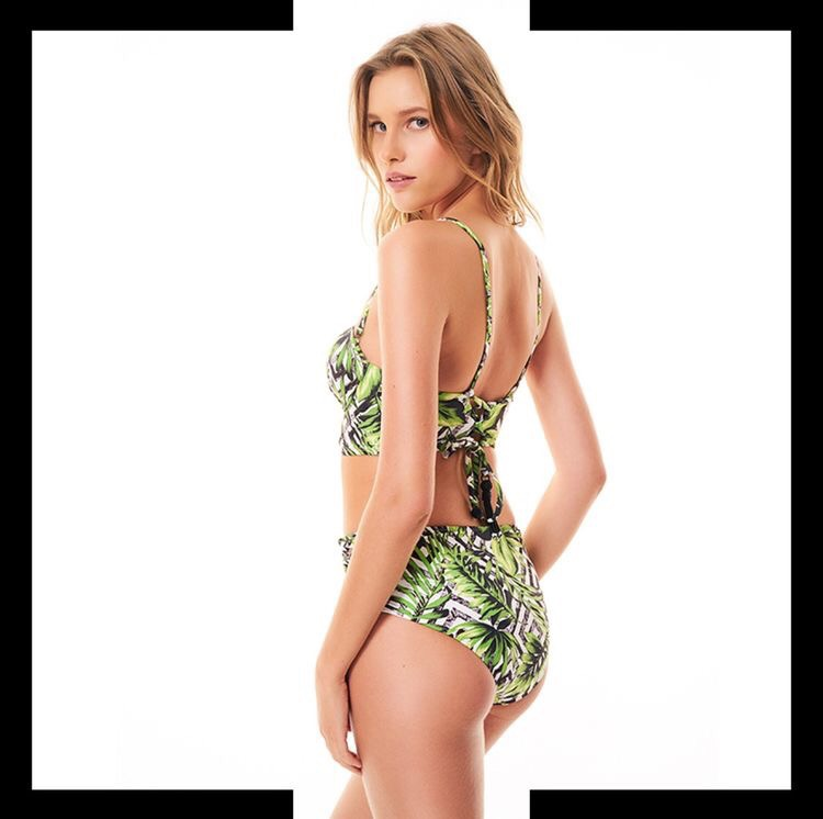 Luxurious Forest Swimsuit