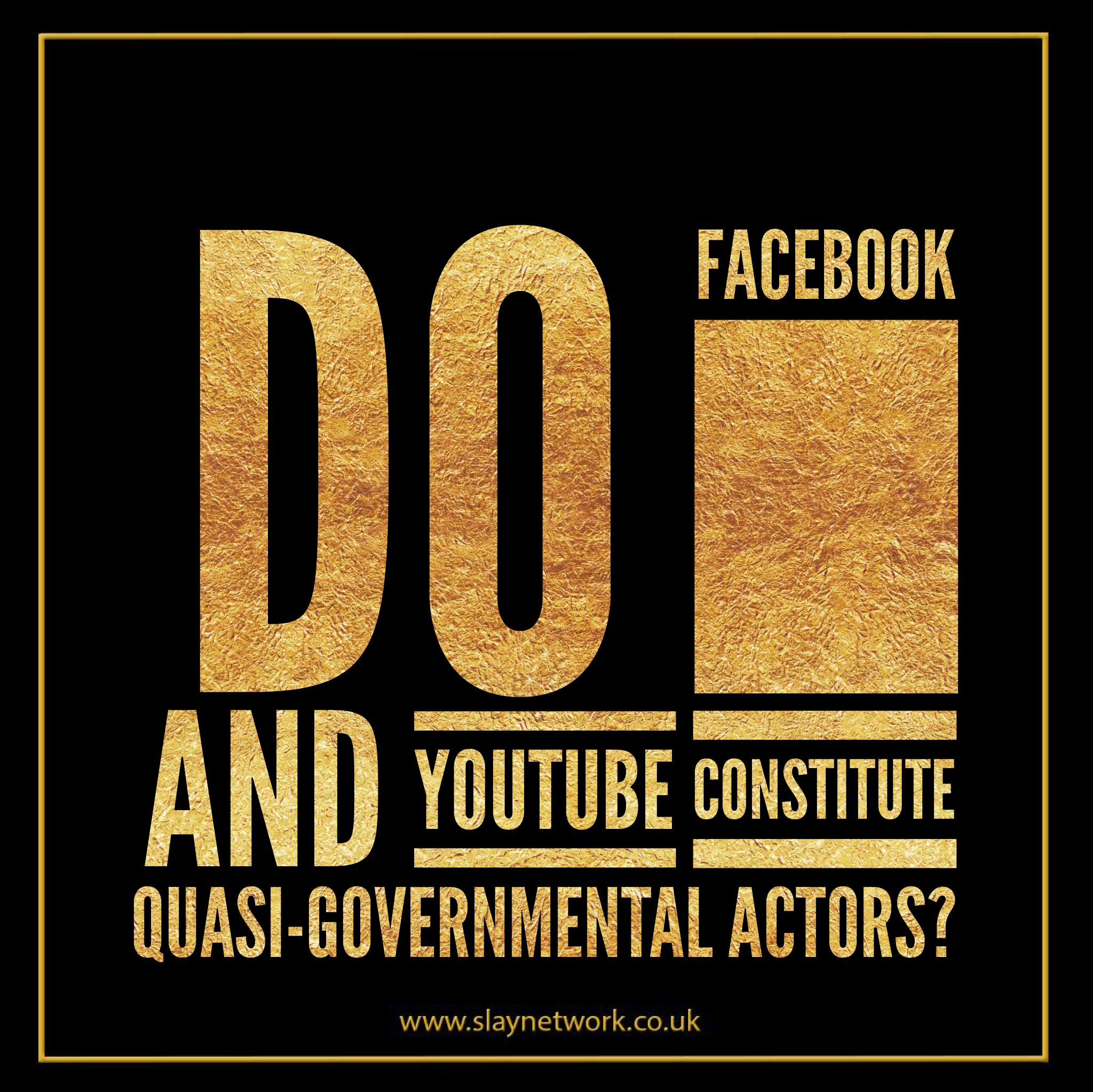 Are Governments meddling with Social Media