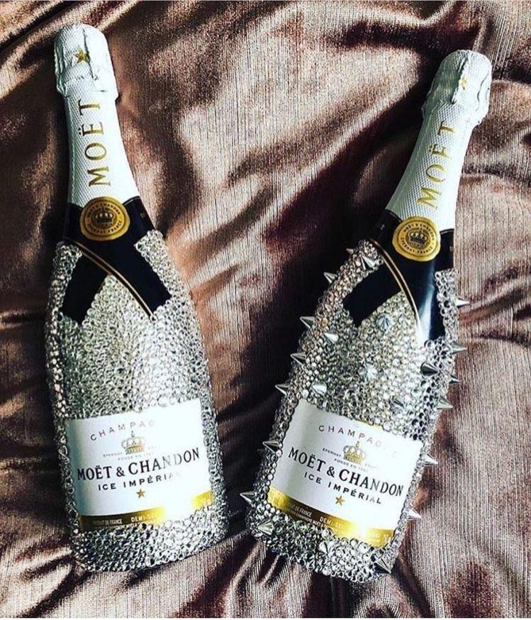 Silver couture champagne