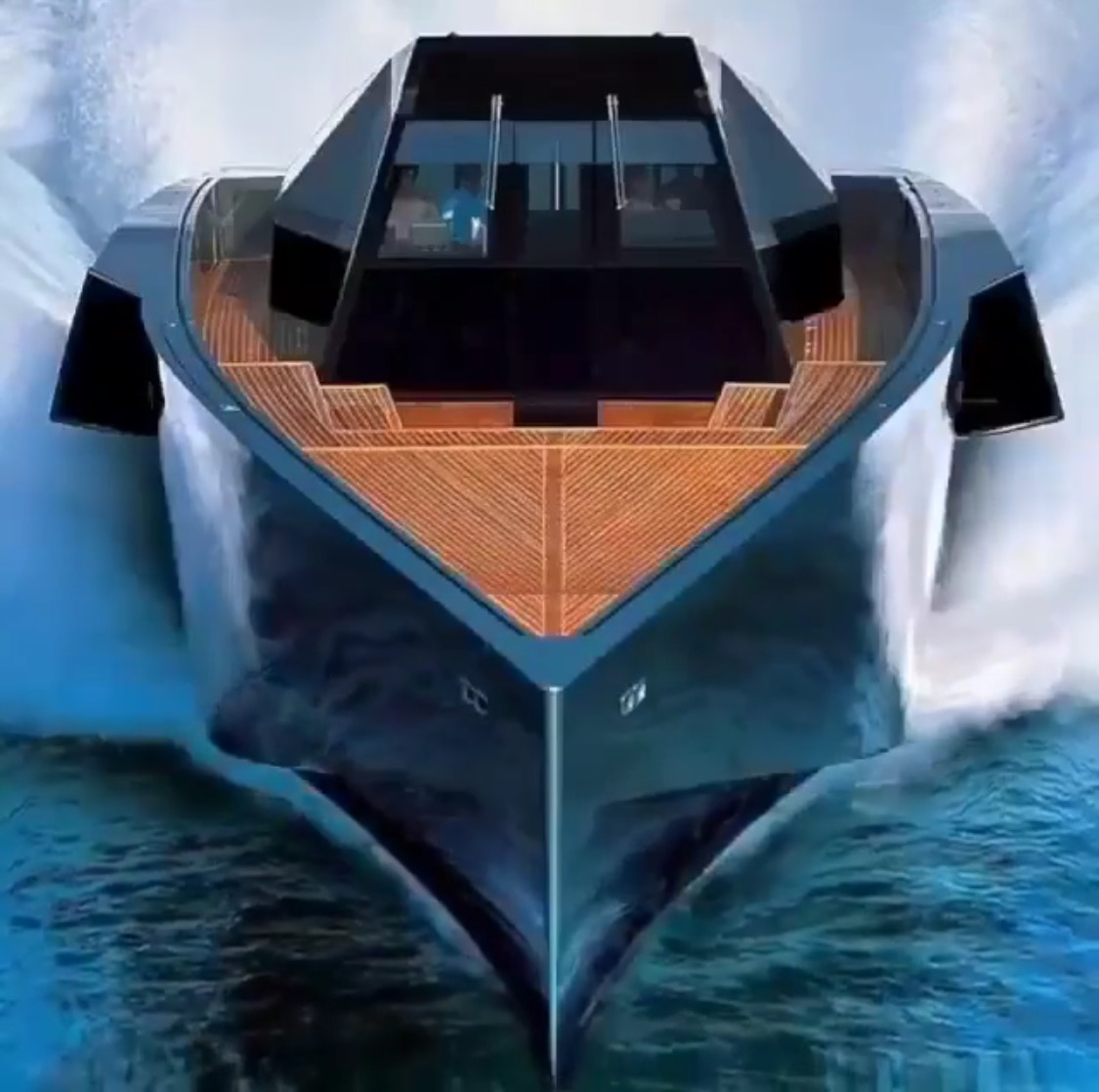 The best place to get a custom yacht