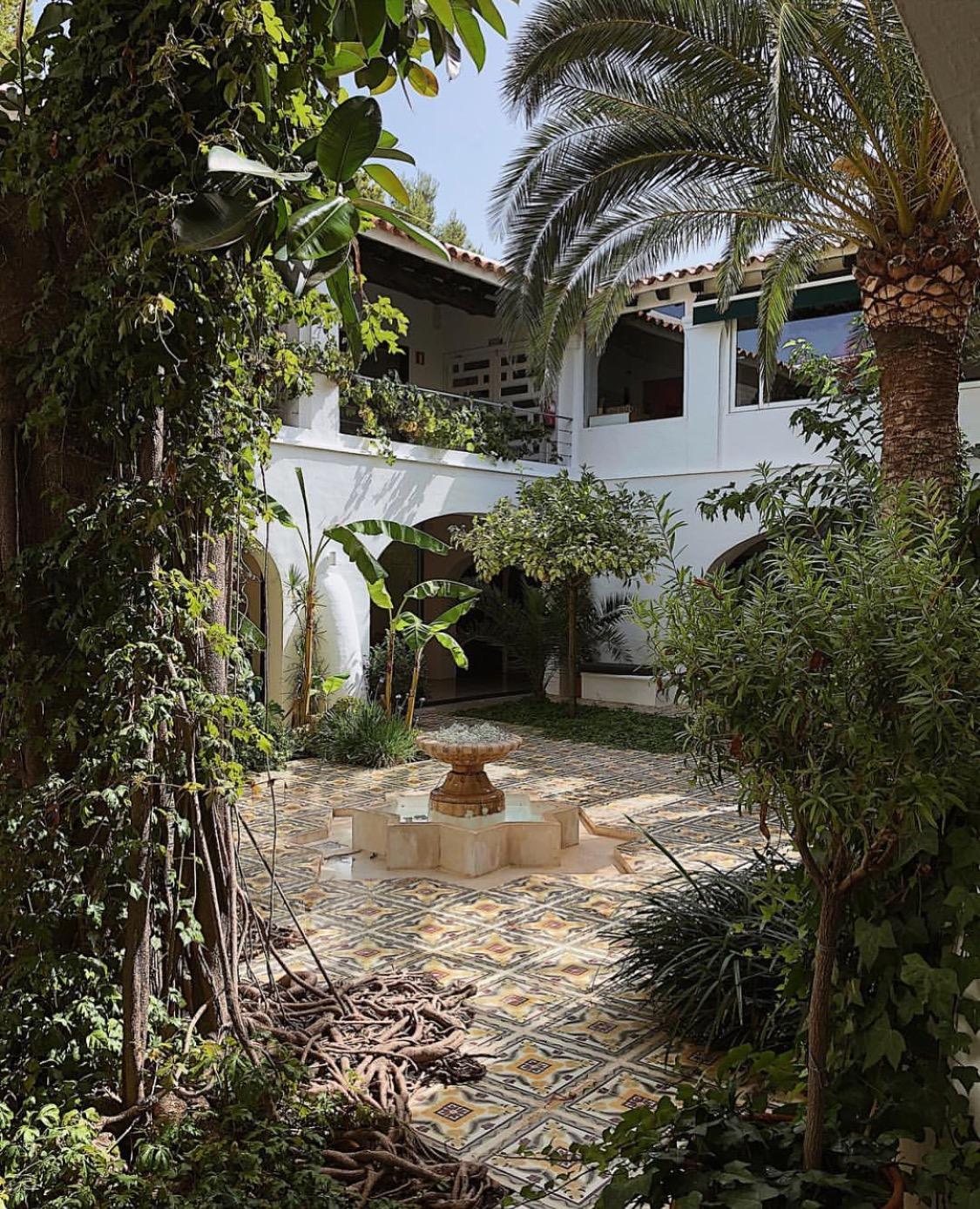 Na Xamena hotel Hacienda