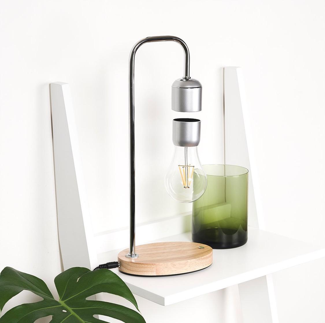 The mini floating lamp