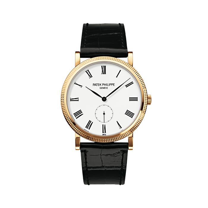 PATEK PHILIPPE Calatrava 5119J-001 Yellow Gold Watch