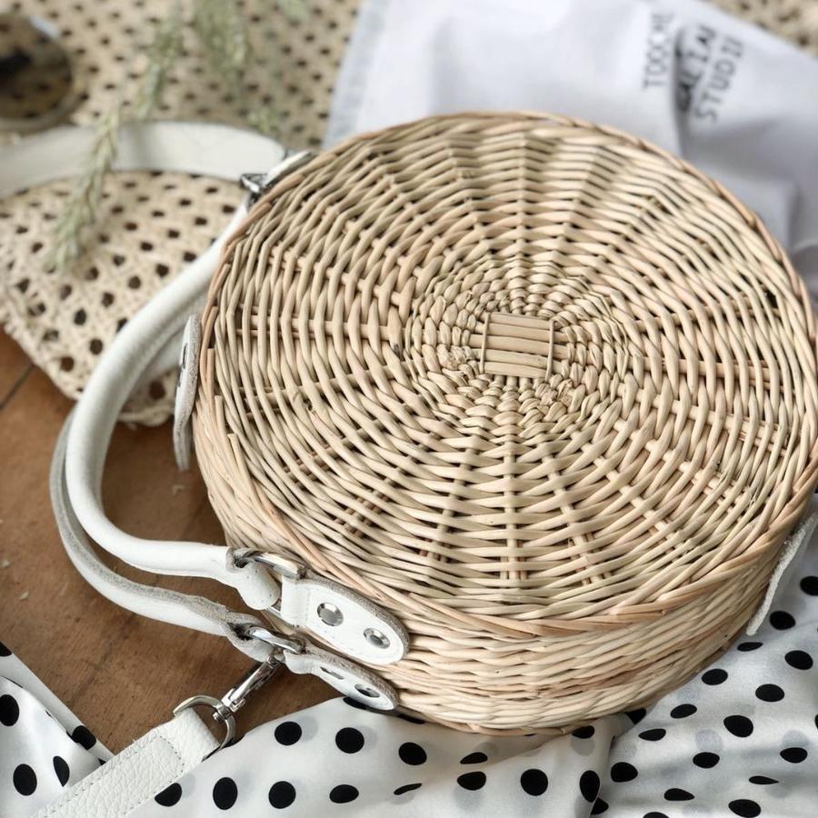 Luxury STRAW bag