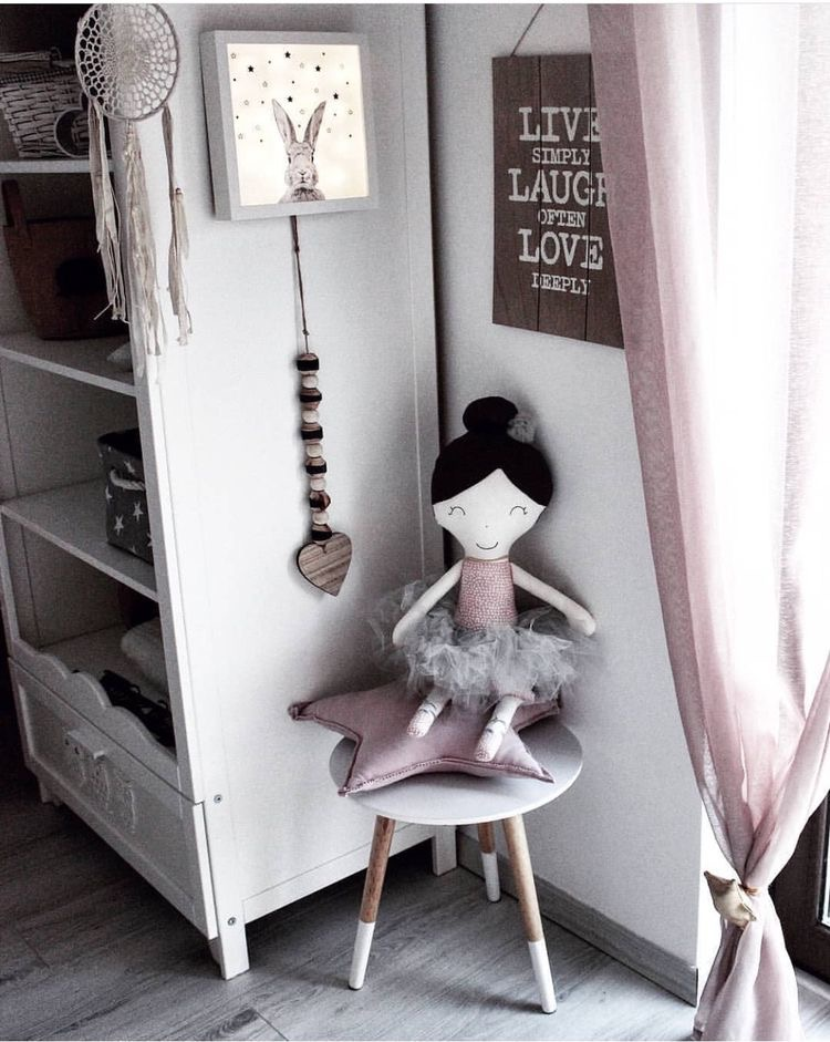 Stunning luxury couture doll