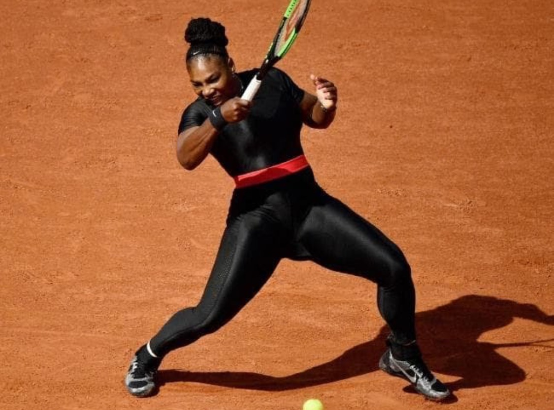 Serena Williams and her Wakanda tennis suit debacle