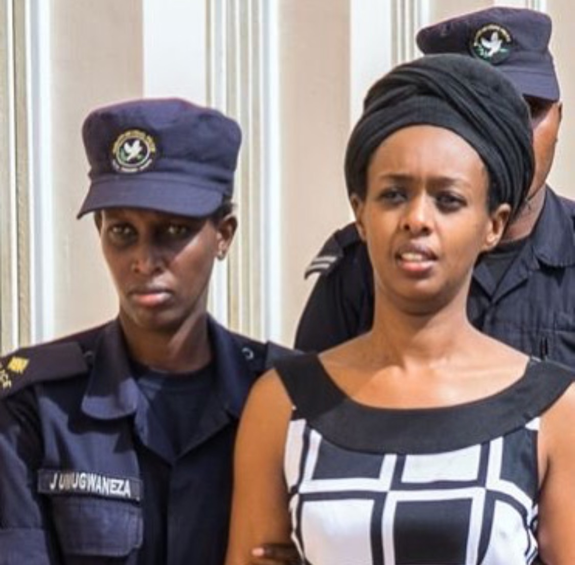 How Diane Rwigara ended up in Jail for daring to be President