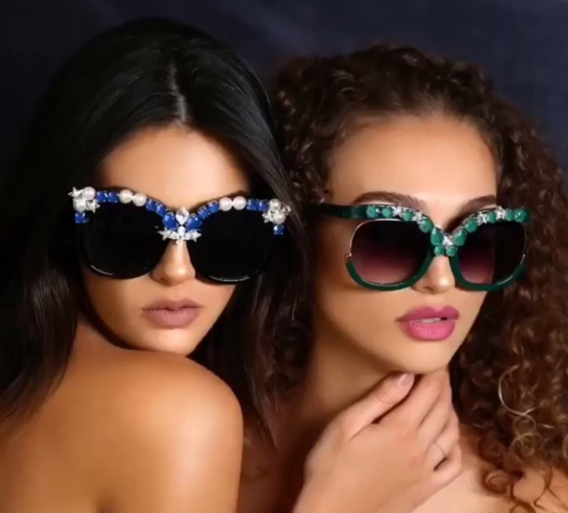 The best couture sunglasses collection