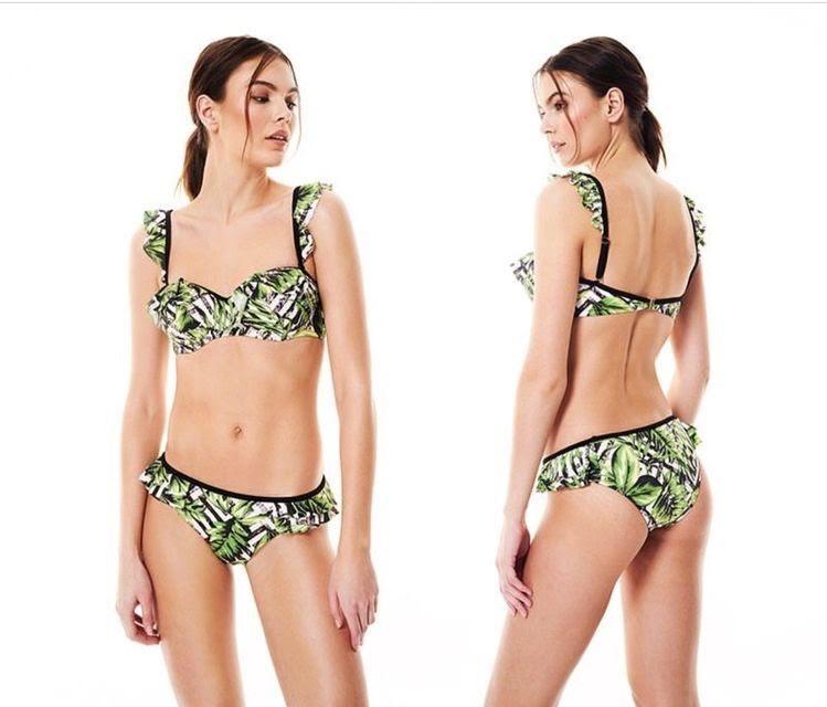 Handmade Amazonian luxury bikini